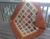 RESERVED Simply Beauty-Fall quilt