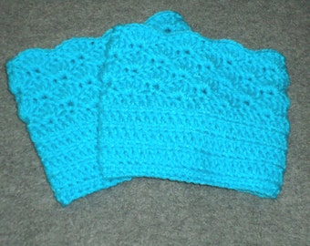 Boot cuffs, boot toppers, boot accessories