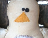 Primitive Easter Country Spring Chick Greeter