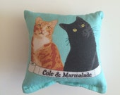 "Official Cole and Marmalade ""Toilet Paper Square"" Cat Toy"