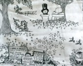 Civil Rights MLK Jr Abe Lincoln Timeless Treasures fabric FQ or more