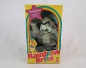 Rainbow Brite Murky Dismal Plush Doll MIB Mattel 80s Toy