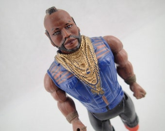 Mr T Action Figure A Team TV Show 70s 80s All Stars Chucks Converse Hero