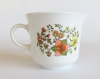 "Corning Corelle ""Indian Summer"" Coffee Creamer"
