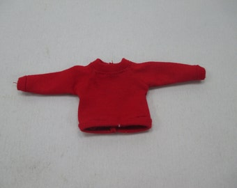 Handmade outfit for Blythe doll long sleeve Sweater Tee shirt SW-3