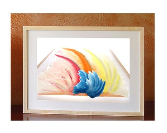 "Fly into the Sun, Fine Art Photography  - 16""H x 20""W print"
