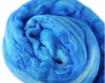 LIGHT BLUE - Nylon Roving - 1 oz