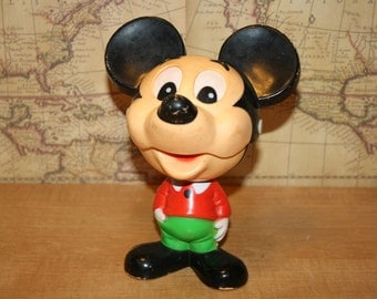 Mickey Mouse Pull String Toy - item #2096