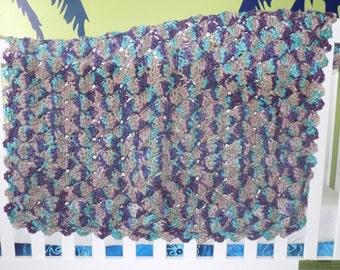 Mulit-Colored Blanket