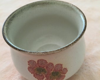 Gypsy by Denby Open Sugar Bowl With Slanted Sides