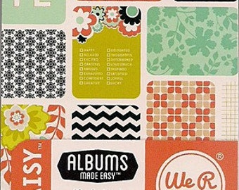 We R Memory Keepers Daisy Albums Made Easy 62022-8