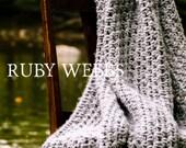 Crochet Pattern, Crochet Afghan Pattern, The Judy Afghan, Crochet Blanket Pattern, Patterns, DIY Crochet Pattern, Craft, Crochet, Pattern