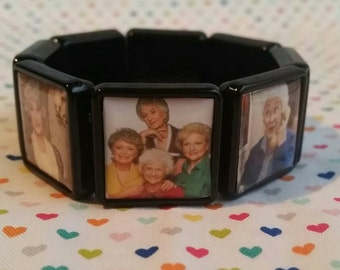 Golden Girls inspired bracelet thank you for being a friend stocking stuffer