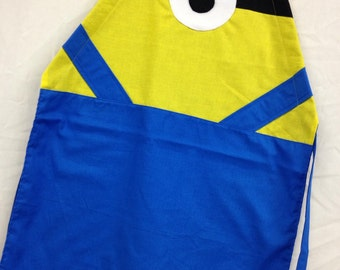 Minion boys' Apron