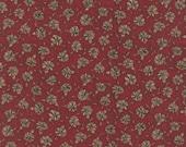 Lizzie's Legacy - Prairie Flower in Red by Betsy Chutchian for Moda Fabrics