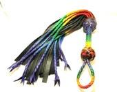 Rainbow Jekyl and Hyde Flogger