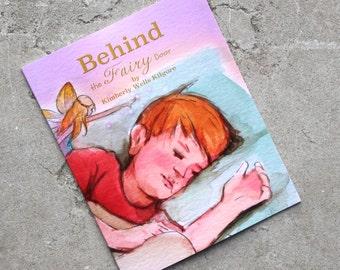 Behind the Fairy Door - Tooth Fairy Door - Tooth Fairy Book - Tooth Fairy Gift - Tooth Fairy Story - Legend of the Fairy Door - Fairy Garden