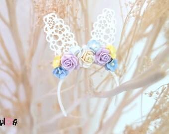 Lati Flowers Headband