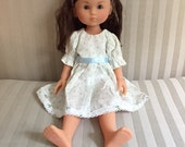 "Dress for 13"" Corolle Les Cheries dolls"