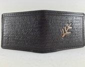 Lovecraft / Cthulhu Branch Elder Sign Leather Wallet