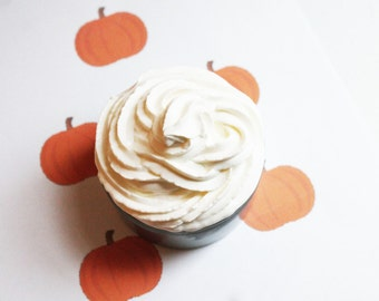 Pumpkin Whipped Soap - Scented Soap - Homemade Soap - Vegan Soap - Glycerin Soap - Cream Soap