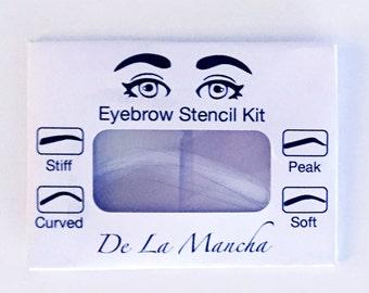 Eyebrow Stencil by Designer De La Mancha