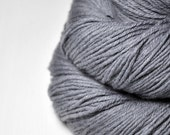 Gray which must not be named - Merino Sport Yarn Machine Washable
