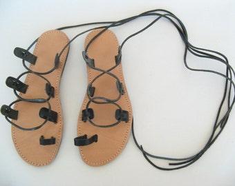 Gladiator sandals, leather sandals, greeksandals, mens sandals