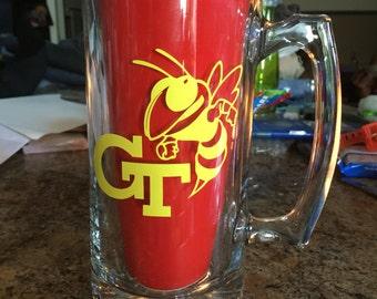 Hornet Beer Mug