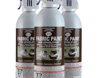 Simply Spray Upholstery Fabric Spray Paint Dries Soft