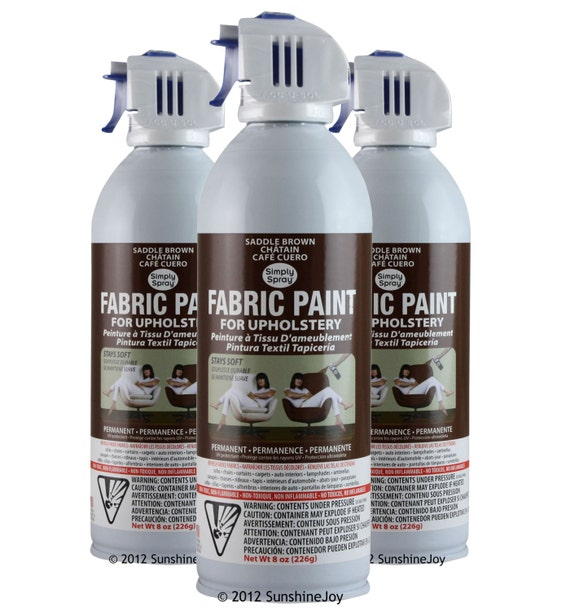 simply spray upholstery fabric spray paint dries soft permanent. Black Bedroom Furniture Sets. Home Design Ideas