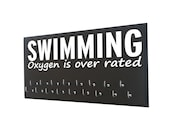 Swimming  - swimming awards - swimming ribbons - SWIMMING, Oxygen is over rated.