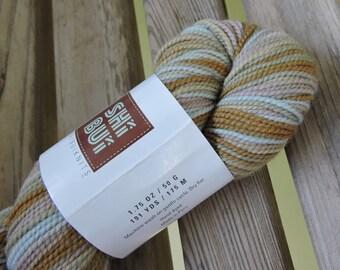 SOCK Weight Yarn - Color #3001 - Shuibui Superwas Merino - 50g/ 191 yards