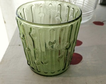VINTAGE JUICE GLASS