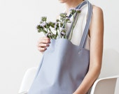 Reserved FREE SHIP WEEK Serenity Leather Tote bag No.tl- 9041