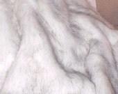 Arctic Fox Beautiful Faux Fur. . . . . Limited Edition