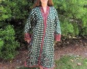 Turkoman Coat,Cape,Cloak, Mantle from Central Asia-Large Size-Reserved for Linda