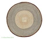 Tonga Binga Basket Zimbabwe African Art 20 Inch 105507 SALE WAS 69