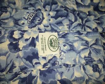 Laura Ashley Palace Garden Twin bedskirt