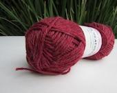 Yarn Sale: 2 skeins of Knitting Worsted Weight Yarn Filatura Lanarota Wool Heathers