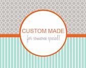 Custom Vinyl Decal for Sydney H - Custom Home Decal Business Office Decor, Custom Vinyl Decals, Custom Wall Decor