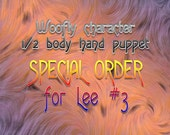 Special order 3 of 4 for Lee