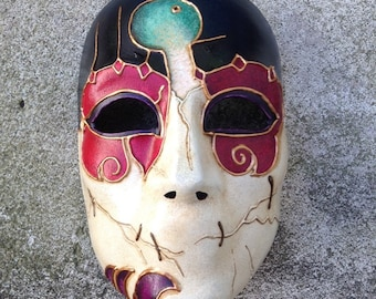 Unique Jack-Of-Blades Style Mask