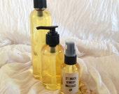 Stomach Remedy Massage Oil – Aromatherapy