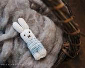 Wool Fluff Basket Stuffer, Newborn Photography Prop, Warm Grey, Gray, Storm Cloud, Childrens Photo Prop, Natural, Batts, Fleece, Fiber Arts