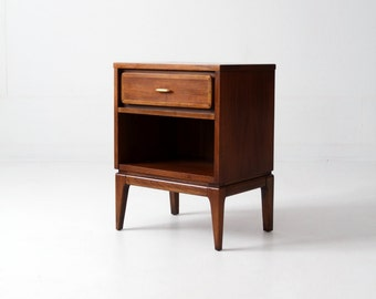 Kent Coffey Simplex II night stand, mid century bedside table