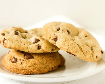 Chewy Chocolate Chip Cookies!