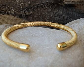 Open bracelet, Gold bangle bracelet, Dainty open gold bracelet, Gold cuff bracelet, Open bangle, Minimalist open cuff bracelet, Simple cuff