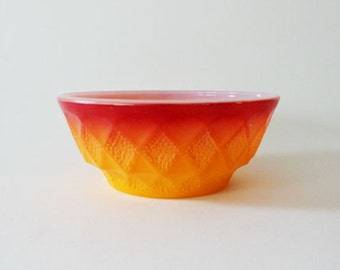 Vintage Fire King Cereal Bowl