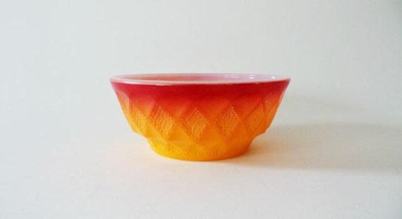 Vintage Fire King Cereal Bowl